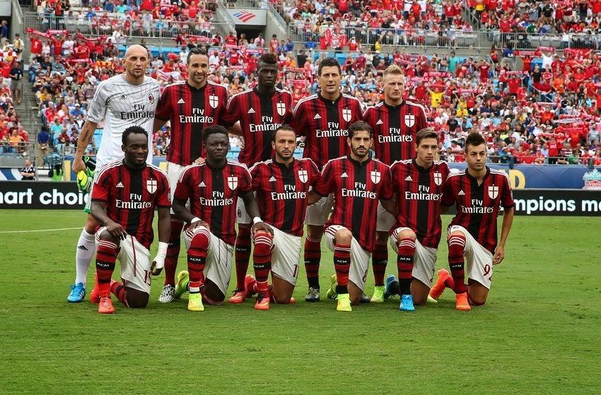 Daftar Skuad Pemain AC Milan 2014-2015