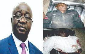 NASARAWA DEPUTY GOVERNOR ATTACKED BY ARMED ROBBERS