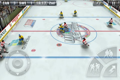 Hockey Nations 2011 Pro for iPhone