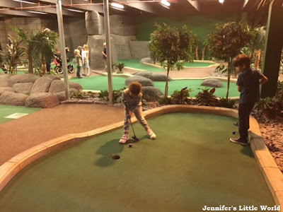 Paradise Island Adventure Golf review