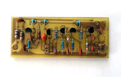 Amplificator de antenă fără bobine pentru AM, SW, FM și VHF
