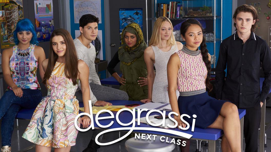 degrassi nowy rocznik serial