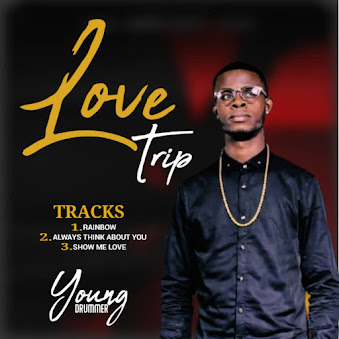 Young Drummer 'Love Trip' EP