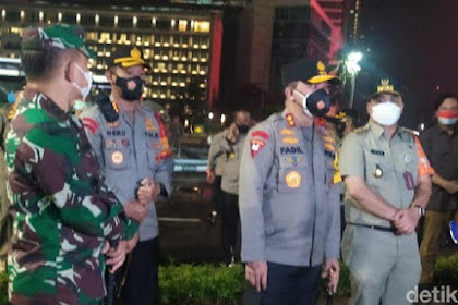 Beda Kapolda Metro dan Wagub DKI soal 'Jakarta Tak Baik Saja'