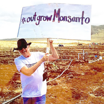 Neil Young #outgrow Monsanto