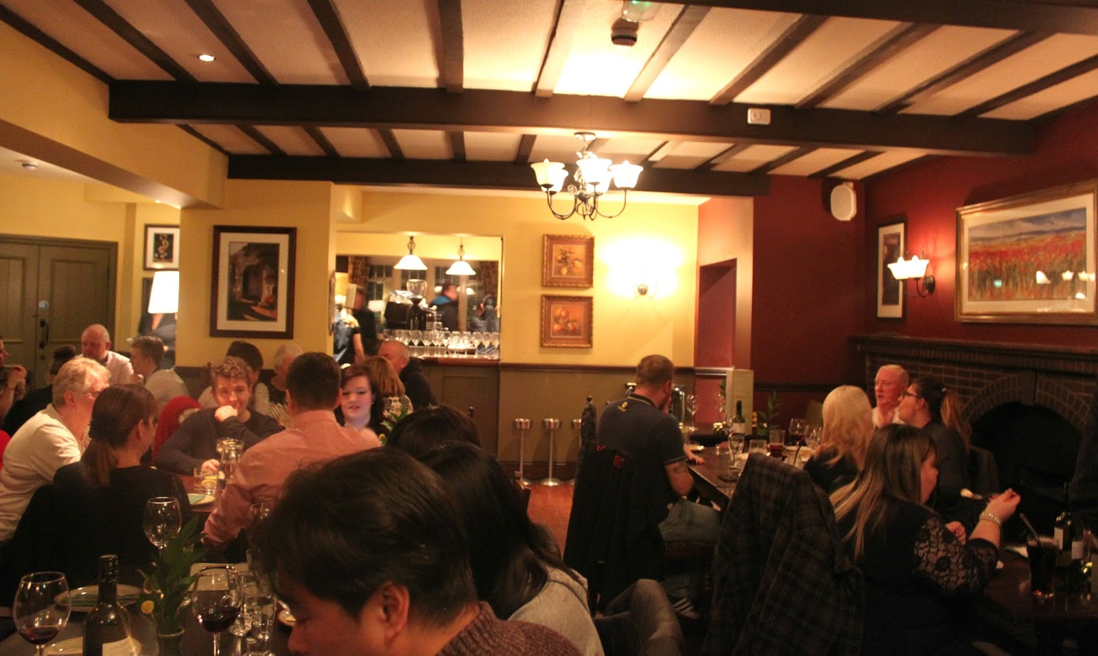 Pesto Restaurant in Wolvey, Hinckley, Review