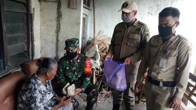 KodimKaranganyar - TNI Cetuskan Gerakan Rakyat Kecil Jangan Sampai Kelaparan
