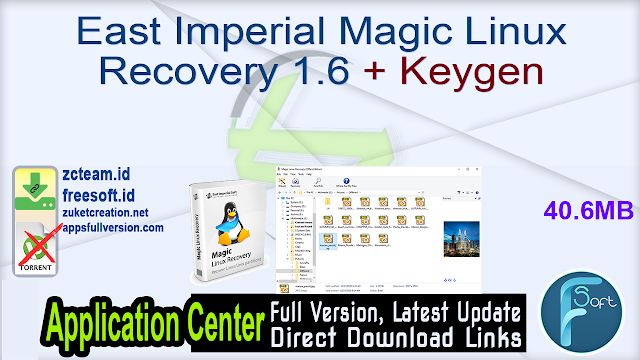 East Imperial Magic Linux Recovery 1.6 + Keygen_ ZcTeam.id