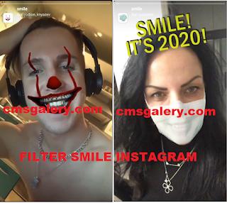 Smile filter instagram | How to get smile filters on Instagram