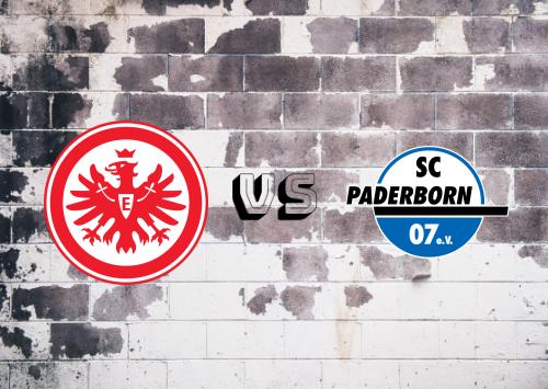 Eintracht Frankfurt vs Paderborn  Resumen
