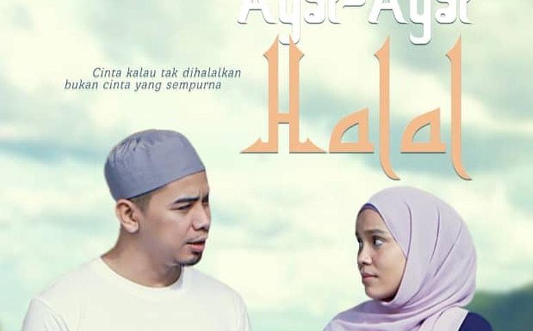 Sinopsis Drama Ayat-Ayat Halal Lakonan Amar Baharin & Nadiya Nisaa