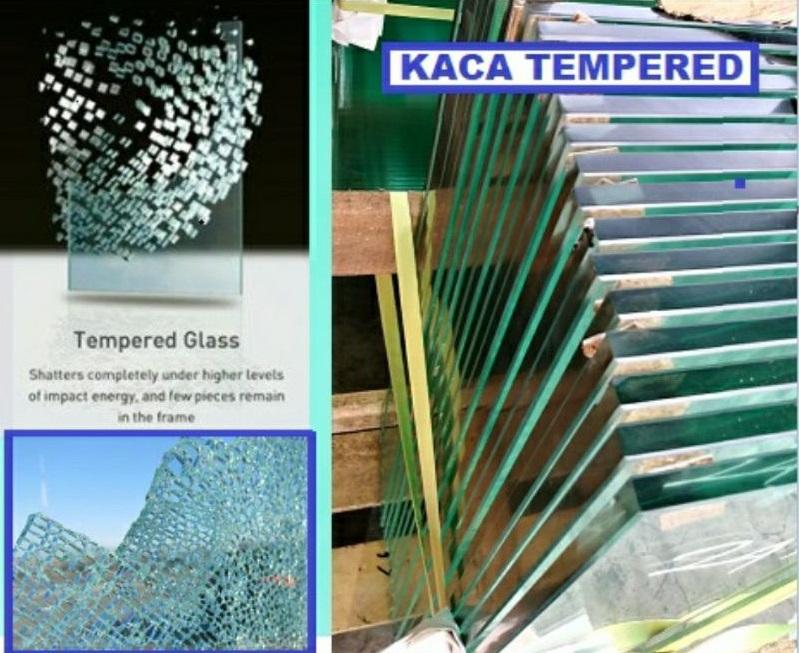 Jenis Kaca Aquarium Tempered Glass dan Rekomendasi Ketebalan Kaca Aquarium Beserta Harganya - Ikan Hiasku