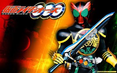 Kamen Rider OOO Episode 01 Now Streaming On Toei Tokusatsu World