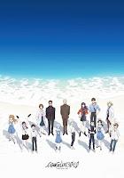 Evangelion: 3.0+1.01 Thrice Upon a Time 2021 Dual Audio [Hindi-DD5.1] 720p HDRip