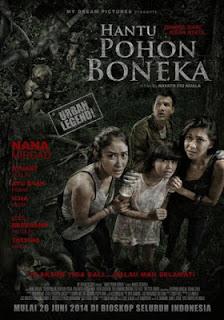 Free Download Film Hantu Pohon Boneka Full Movie Gratis