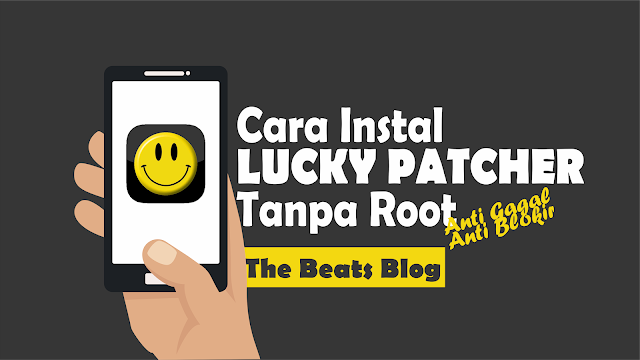 cara instal lucky patcher