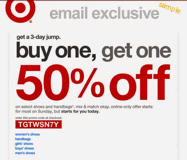 target coupons in store games