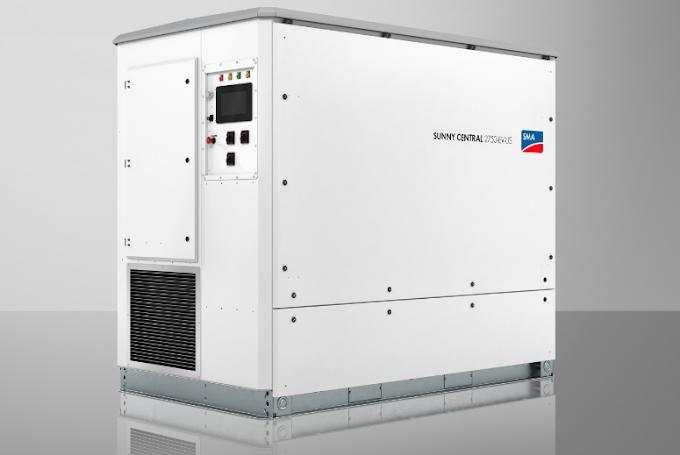 SMA Introduce new series of solar inverter (HV)