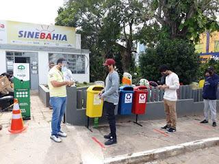 Setre realiza intermediação de 749 vagas para obras em Ilhéus e Morro do Chapéu