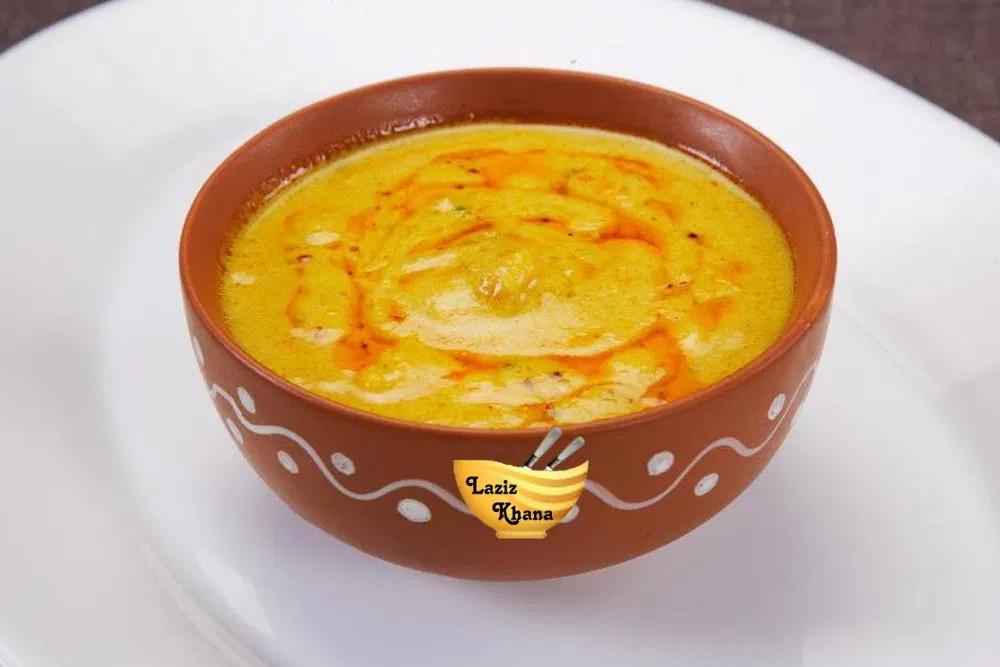 Rajasthani Kadhi Recipe in Hindi