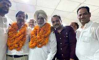 डेढ़ वर्ष के लिए स्वर्णकार संघ के प्रधान चुने गए कर्म सिंह जौड़ा
