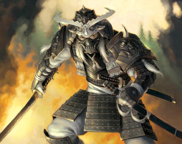 Skiinmode Oni Warrior Blogspot: Onisamas' Clan: Oni Samurai