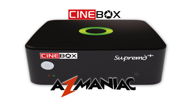 Cinebox Supremo Plus ACM