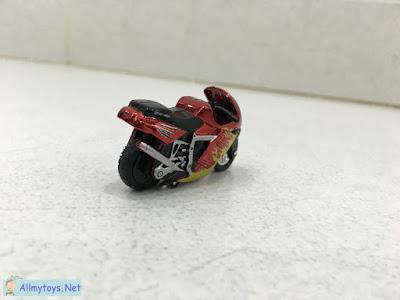 Mini toy motorbike 1