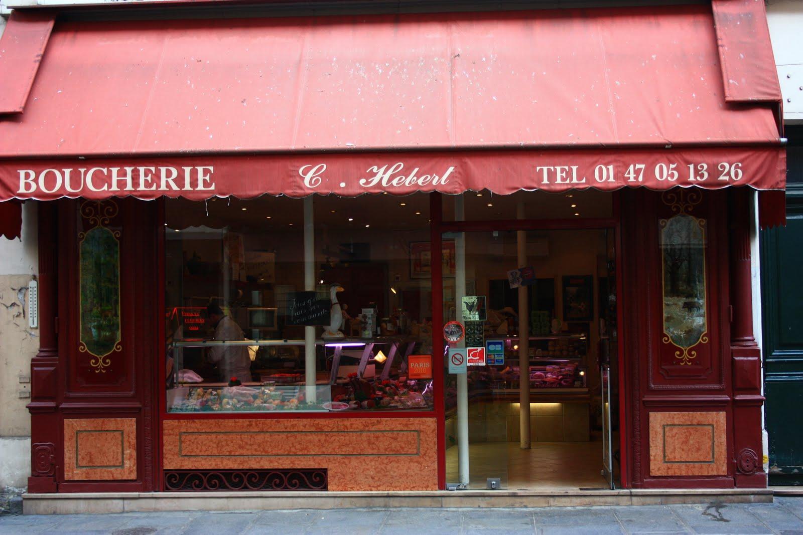 Sydney Eye: Ici et là - The butcher shop