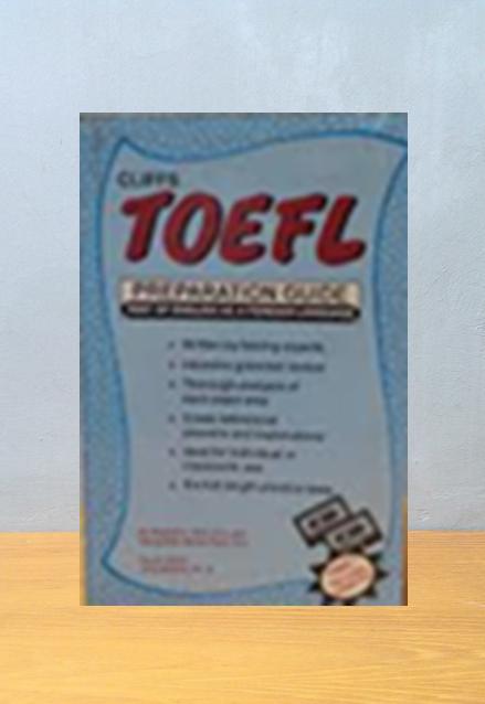 TOEFL PREPARATION GUIDE, Michael A. Pyle & Mary Ellen Munoz Page, M.A.
