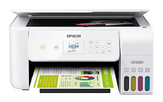 Epson EcoTank ET-2720 Drivers Download, Review And Price