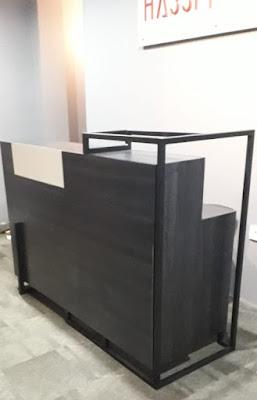 meja kantor custom design