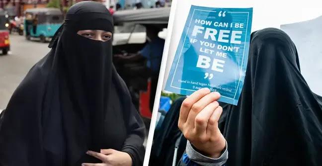 Η Σρι Λάνκα θα απαγορεύσει την Μπουρκά και θα κλείσει περισσότερα από 1.000 ισλαμικά σχολεία
