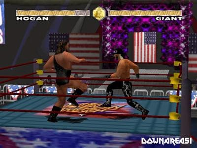 WCW Nitro (N64) - Download Game PS1 PSP Roms Isos   Downarea51