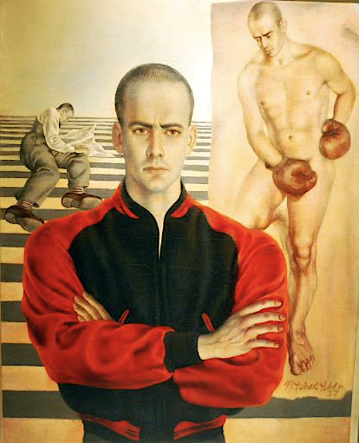 Pavel Tchelitchew (1898-1957) Lincoln Kirstein, 1937 Collection privée