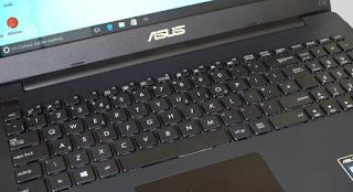 ASUS X553SA keyboard