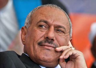 تم الكشف عن مكان دفن علي عبد الله صالح