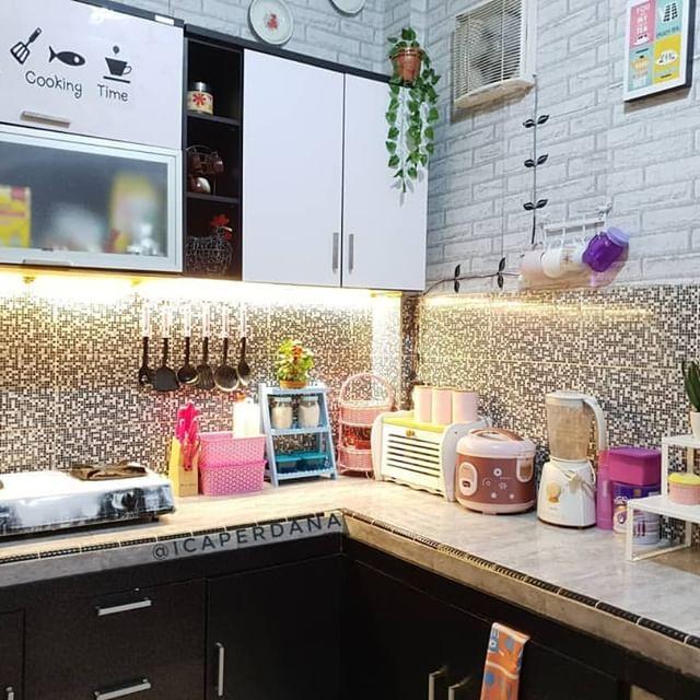 83 Ide Desain Dapur Mungil Elegan Gratis Terbaru Untuk Di Contoh
