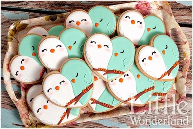 el yapımı butik kurabiyeler