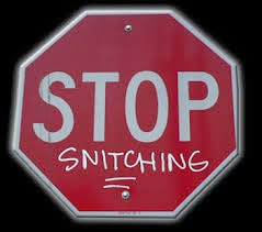 snitch tickets stop sign