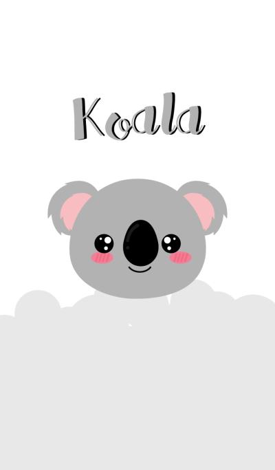 Lovely Face Koala Theme