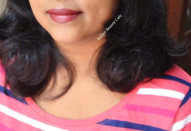 Loreal Infallible Lipstick Bold Bordeaux LOTD/Lip Swatch