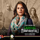 Arunoday Singh and Richa Chadda  web series Lahore Confidential