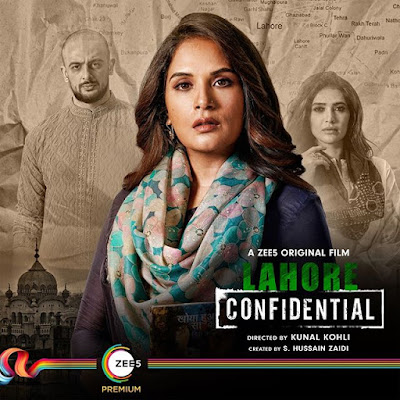 Lahore Confidential ZEE5 movie Wiki, Cast Real Name