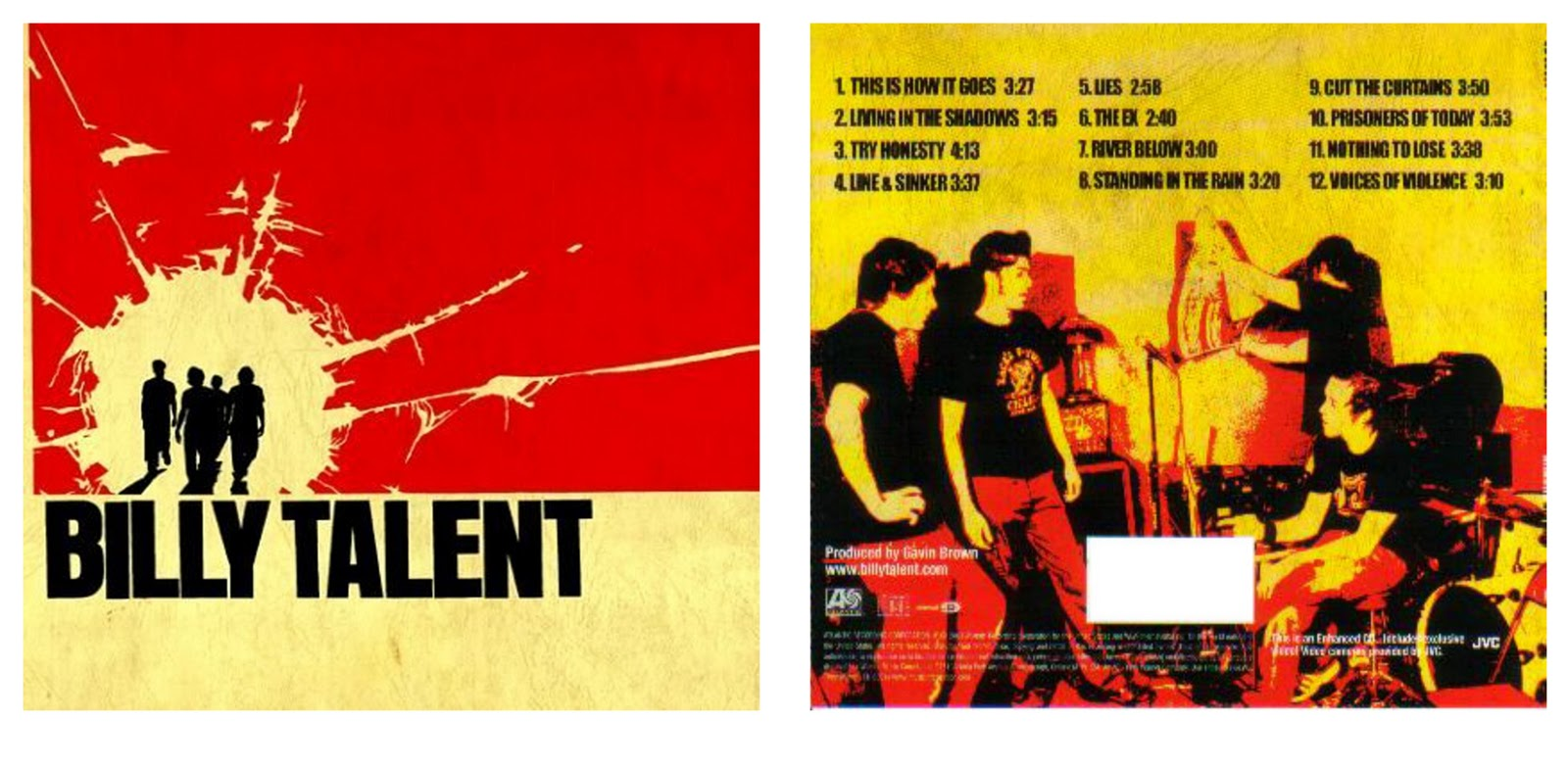 billy talent albums - photo #5