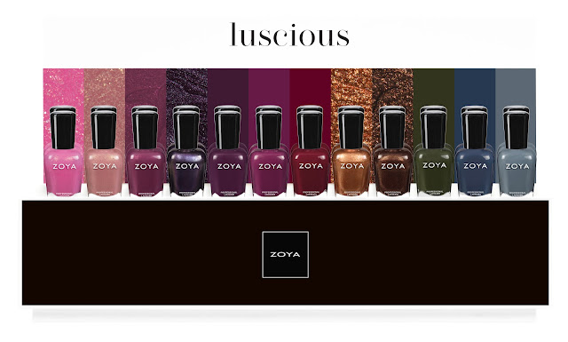 Zoya Fall 2020 Luscious Collection