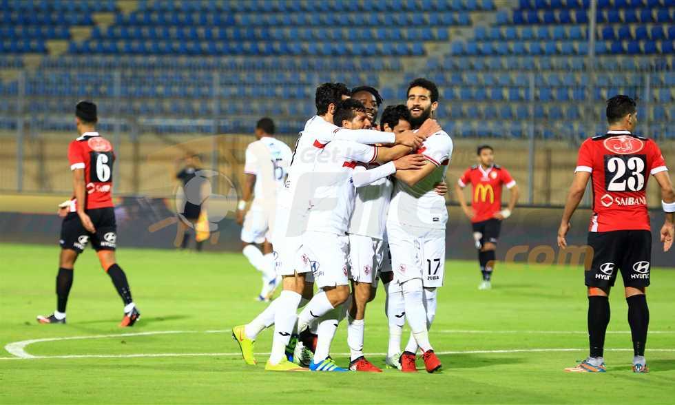 نتيجة مباراة طلائع الجيش والزمالك بتاريخ 16-12-2019 الدوري المصري