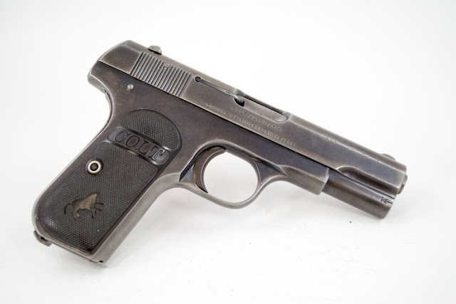 pistola de bolso do general Patton