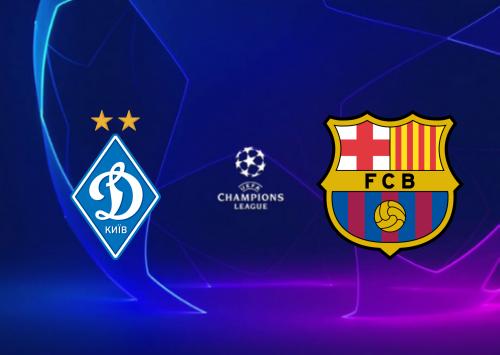 Dynamo Kyiv vs Barcelona -Highlights 24 November 2020