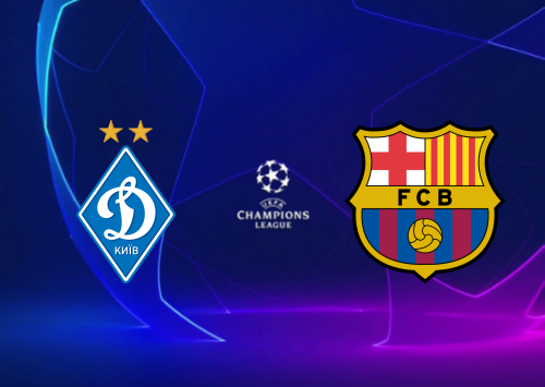 Dynamo Kyiv vs Barcelona Full Match & Highlights 24 November 2020